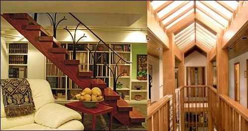 Interior Design Elements Front Desk Architects