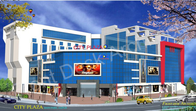Fd Architects Jaipur Commercial