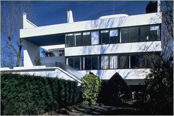 Le Corbusier Villa Stein Garches